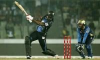 Gayle shines as Rangpur Riders win BPL title
