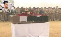 Pak Army officer martyred in N. Waziristan laid to rest