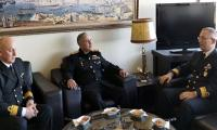 Pakistan Navy Chief visits Turkish Naval Academy