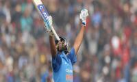 India beat Sri Lanka to level series with one match to go