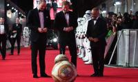 Princes William and Harry attend ´Star Wars´ London premiere