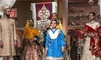 Ending child bride culture through fashion show
