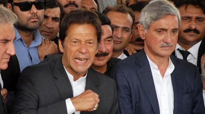 Imran Khan gets clean chit, Jahangir Khan Tareen disqualified