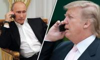 Putin, Trump discussed North Korea in phone call: Kremlin