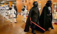'The Last Jedi' scores huge $45 million in debut