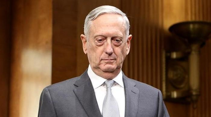 Mattis emphasizes diplomacy in dealing with Iran