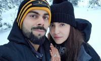 Virushka up in mountains celebrating their honeymoon