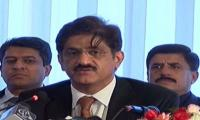 Courts give decision comparatively positive for PTI, PML-N, says Murad