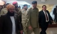 Army Chief briefs Senators on national security