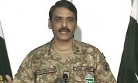 Consensus built to move forward together during COAS's briefing to Senators: DG ISPR