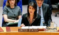 ´This vote will be remembered´: Haley says of UN Jerusalem vote