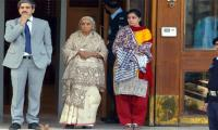 FO says some metallic object was hidden in shoes of Jadhav's wife