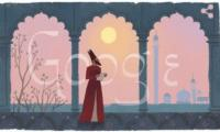 Google dedicates doodle to mark Mirza Ghalib's 220th birthday