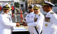 Navy fully cognizant of challenges in wake of CPEC: Naval Chief