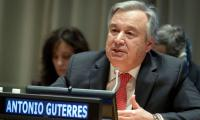 UN´s Guterres issues year-end ´red alert´ for a world divided