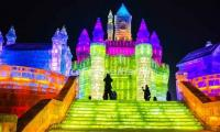Harbin's famous ice festival to start on 5th Jan