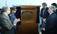 Groundbreaking of Air University campus held at aviation city Kamra