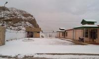 Quetta receives first snowfall of season
