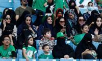 Saudi stadiums to open doors to women on Friday