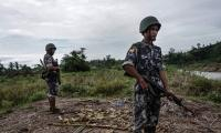 Myanmar security forces took part in killing 10 Rohingya: army