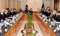 Command and Staff Conference of Pak Navy held in Islamabad