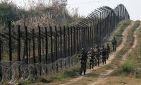 Four Pakistani soldiers martyred in Indian firing at LoC
