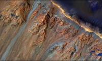 Study reveals ice-water supply just below Mars' surface