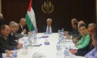 Palestinian leaders call for suspension of recognition of Israel