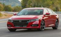 Honda Accord becomes North America Car of the Year