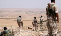 Iran says planned US-backed force inside Syria would fan war