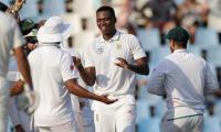Ngidi pushes India to brink of series defeat