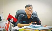 SSP Rao Anwar escapes apparent suicide attack in Karachi