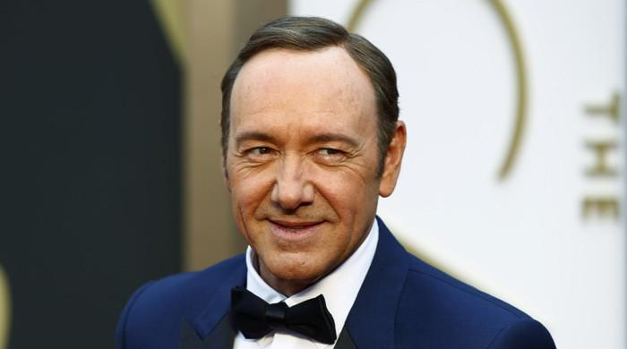 House of Cards' security official accuses Kevin Spacey of racism
