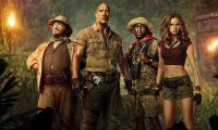 ´Jumanji´ leads box office pack over US holiday weekend