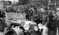 Hitler's Mercedes put on auction in US