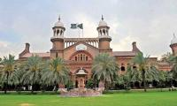LHC asks PAT to end Mall Road rally till midnight