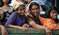 Bangladesh says it´s hosting over a million Rohingya