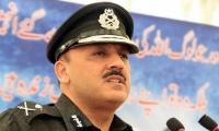 Supreme Court blocks Sindh bid to change IG AD Khowaja