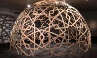 Jerusalem's Arabesque art exhibition: Where contemporary, traditional art meet