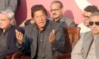 Imran hits back at criticism over his remarks against Parliament