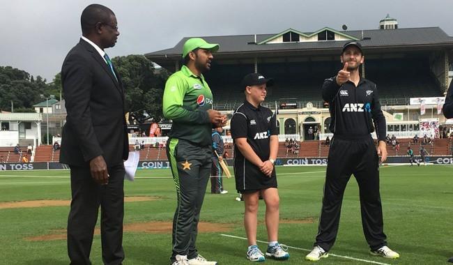 NZ elect to bat in 5th ODI