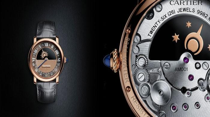 Innovative watches on display at Geneva's luxury watch show