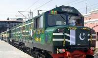 Pak-Iran train service to be resumed