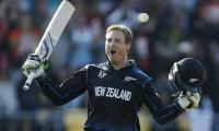 Guptil, Tylor help NZ set 272 target for Pakistan