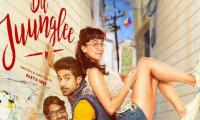 Official trailer launch of Taapse Pannu's 'Dil Junglee'