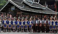 Chinese ethnic group preserves its culture through music