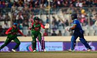 Bangladesh thrash Sri Lanka for biggest one day win
