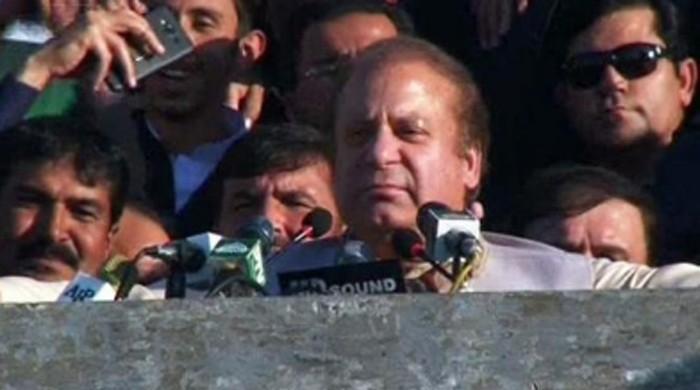 Nawaz Sharif says Imran Khan will end up in jail