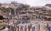 Mexico shaken by 6.3 magnitude earthquake