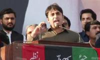 We won't let Balochistan people suffer any more: Bilawal